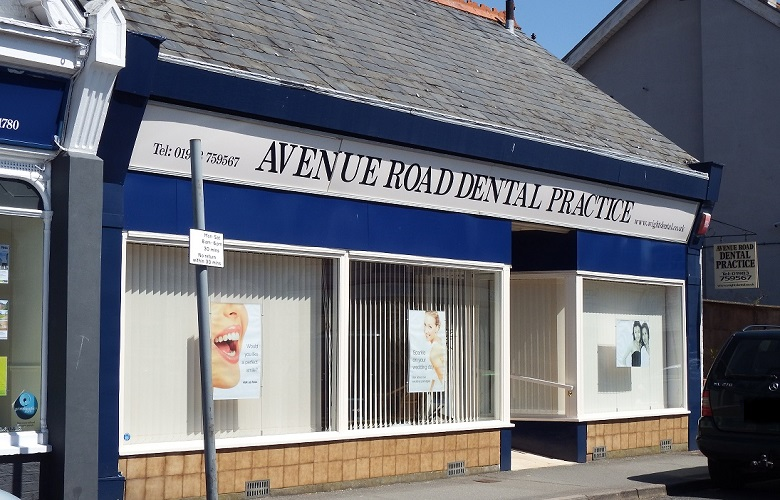 Avenue Road Dental Practice South East UK Isle of Wight