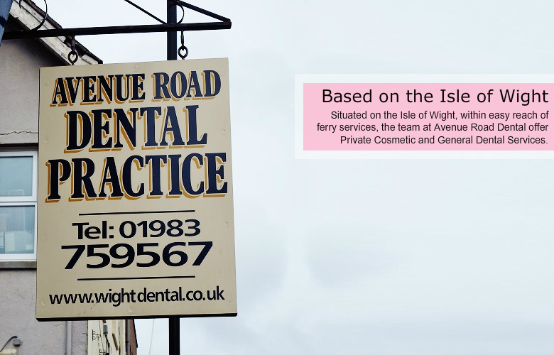 Avenue Road Dental Practice Freshwater Isle of Wight